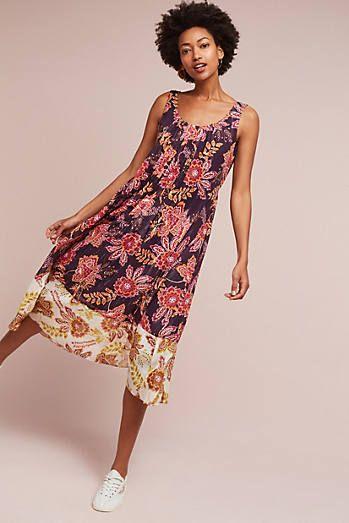 4c45f5550fff Liv Floral Midi Dress | The Dress | Floral midi dress, Dresses, Fashion
