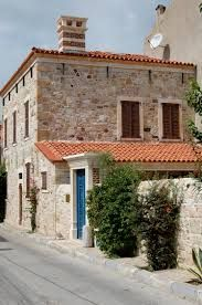 rustic mediterranean homes - Google Search