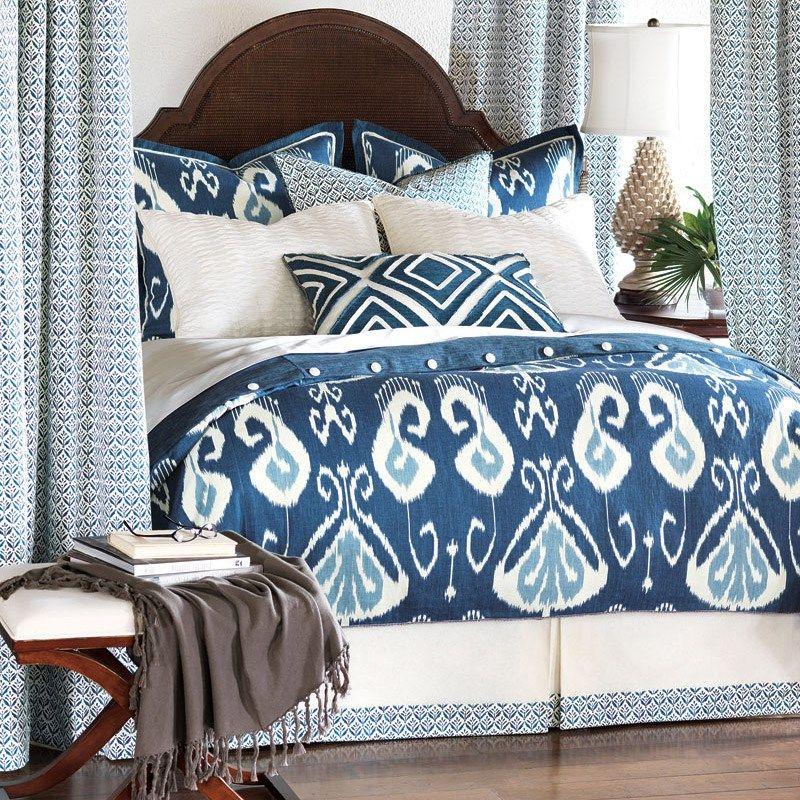 Ceylon Ikat Bedding Set Cc Dayka Robinson If I Only Had 10