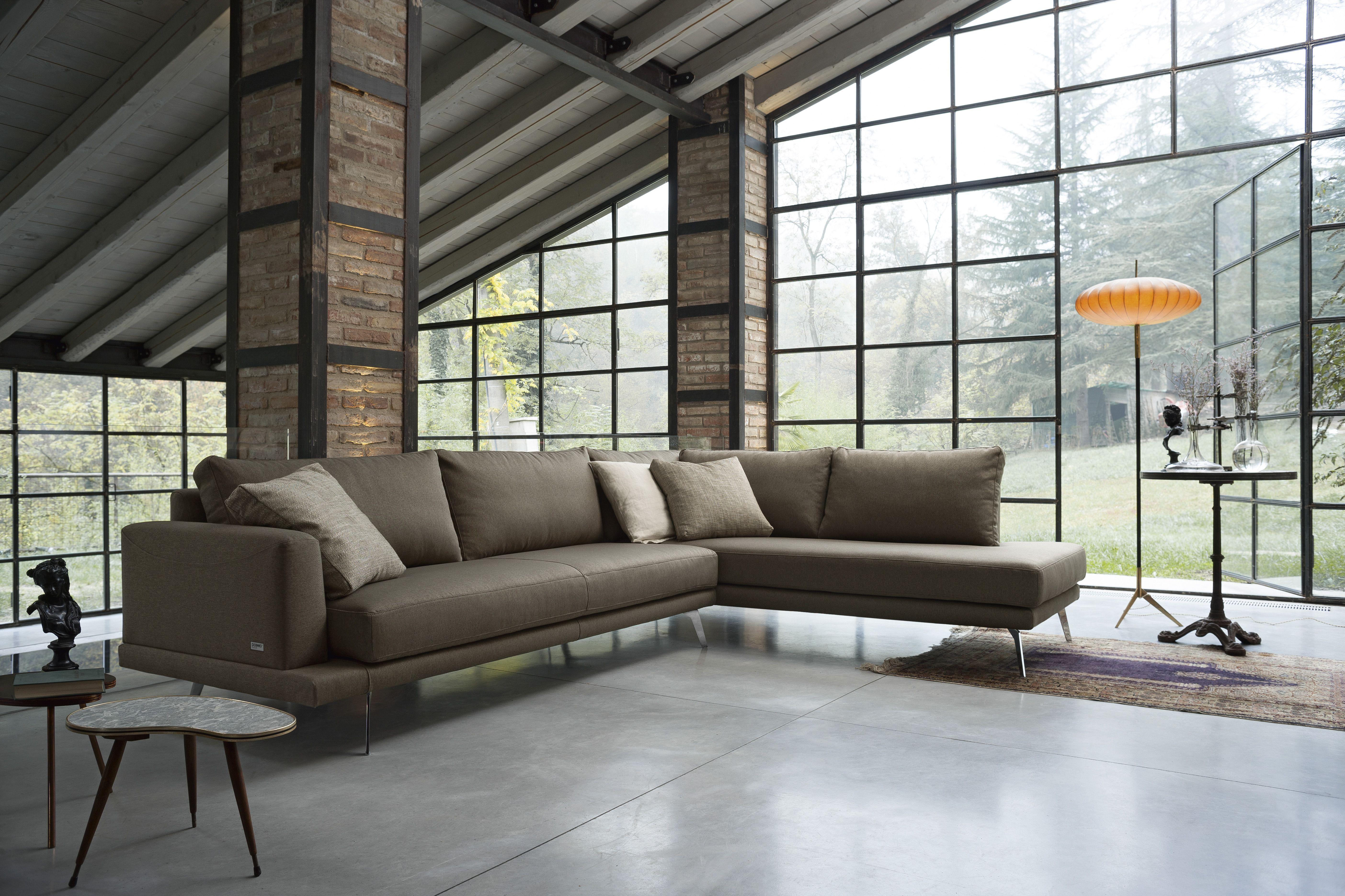 Philip .77 sofa easycharm collection by doimo salotti. modular