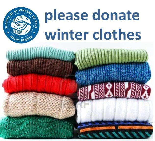 We need donations at our op shops! You can find your local Vinnies ...