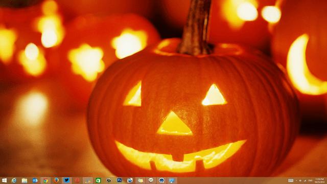 Trick Or Treat Halloween Themes Halloween Desktop Wallpaper Pumpkin Pictures Halloween Jack O Lanterns
