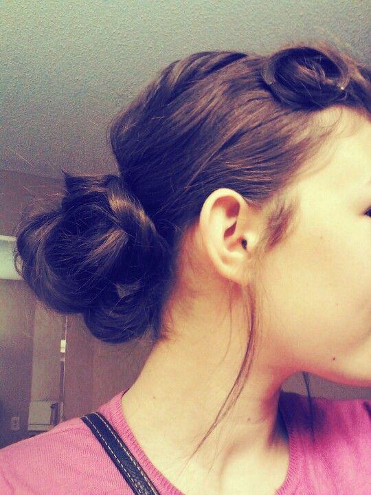 #pincurls #pentecostalhair #glory