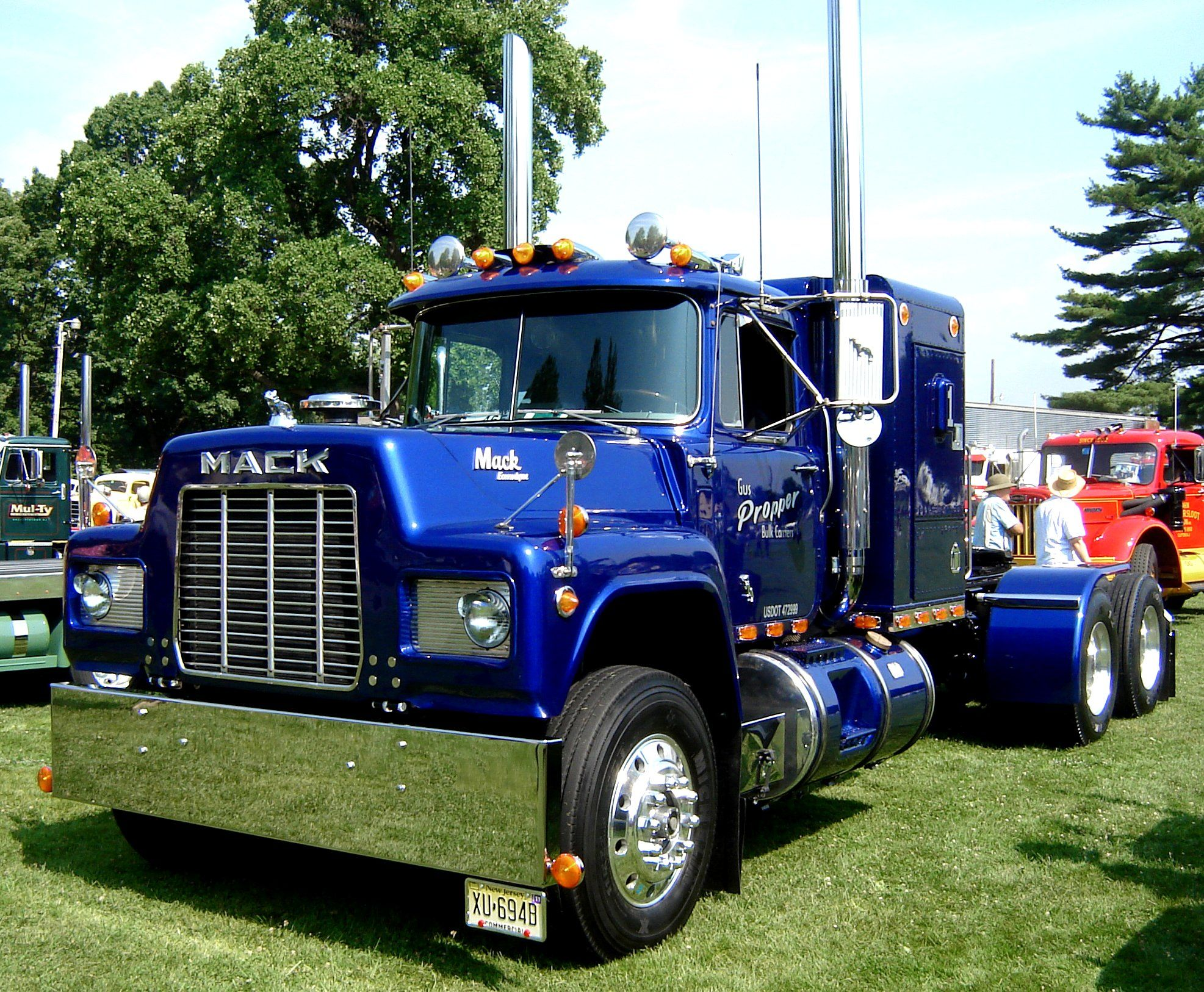 Mack R Truck Heavyhauling Truckertuesday Truckin Trucklife