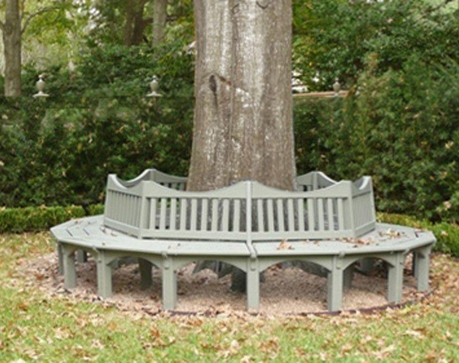 Woodwork Baldridge Landscape Bench Around Trees Landscaping Around House Tree Bench