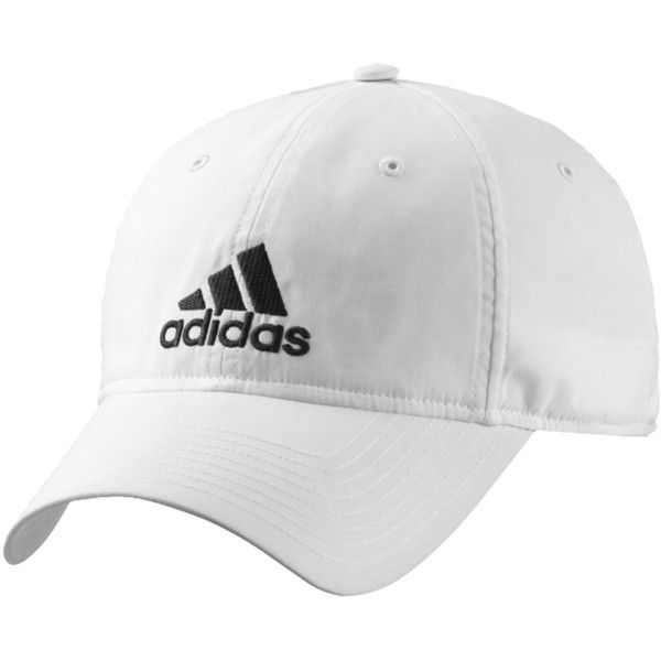 cb4616abe27 Adidas Sport Performance Perc Cap Logo ( 20) ❤ liked on Polyvore featuring  accessories