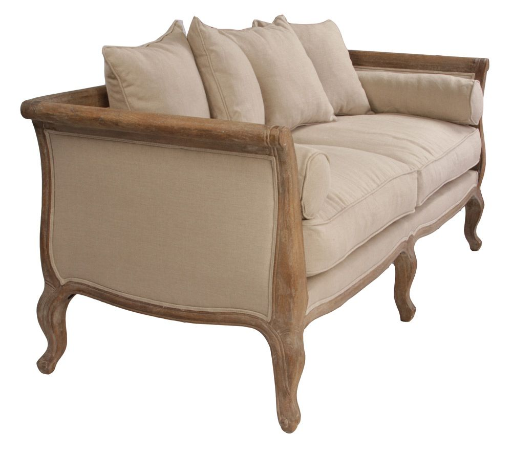 Celine French Provincial Sofa Matt Blatt Furniture Pinterest French Provincial