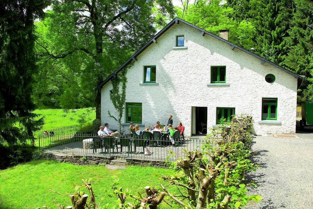Moulin Nawès België, gewest Wallonie, provincie Luxemburg (België ...