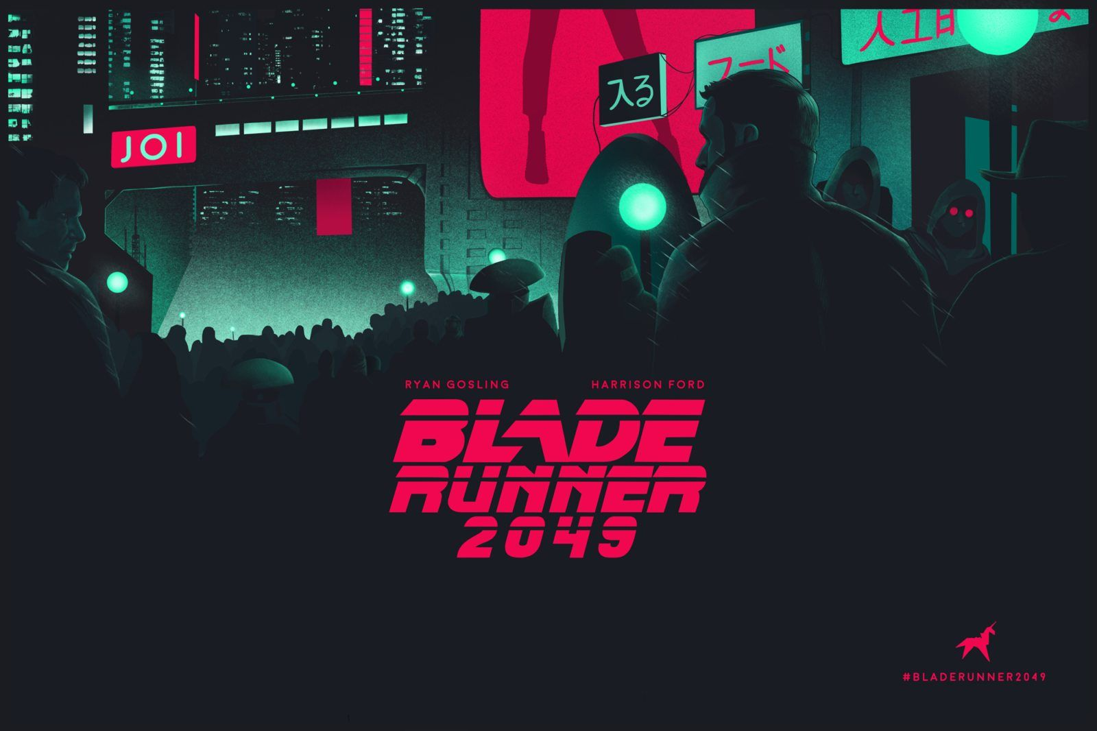 Blade Runner 2049 2017 Hd Wallpaper From Gallsourcecom En
