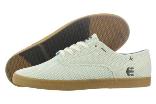 Etnies Dapper 4101000382104 Weiß for Gum Outsole   Looking for Weiß ... d73315