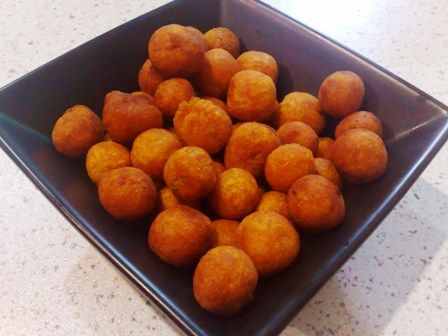 Sweet Potato Balls Recipe Recipes — Dishmaps