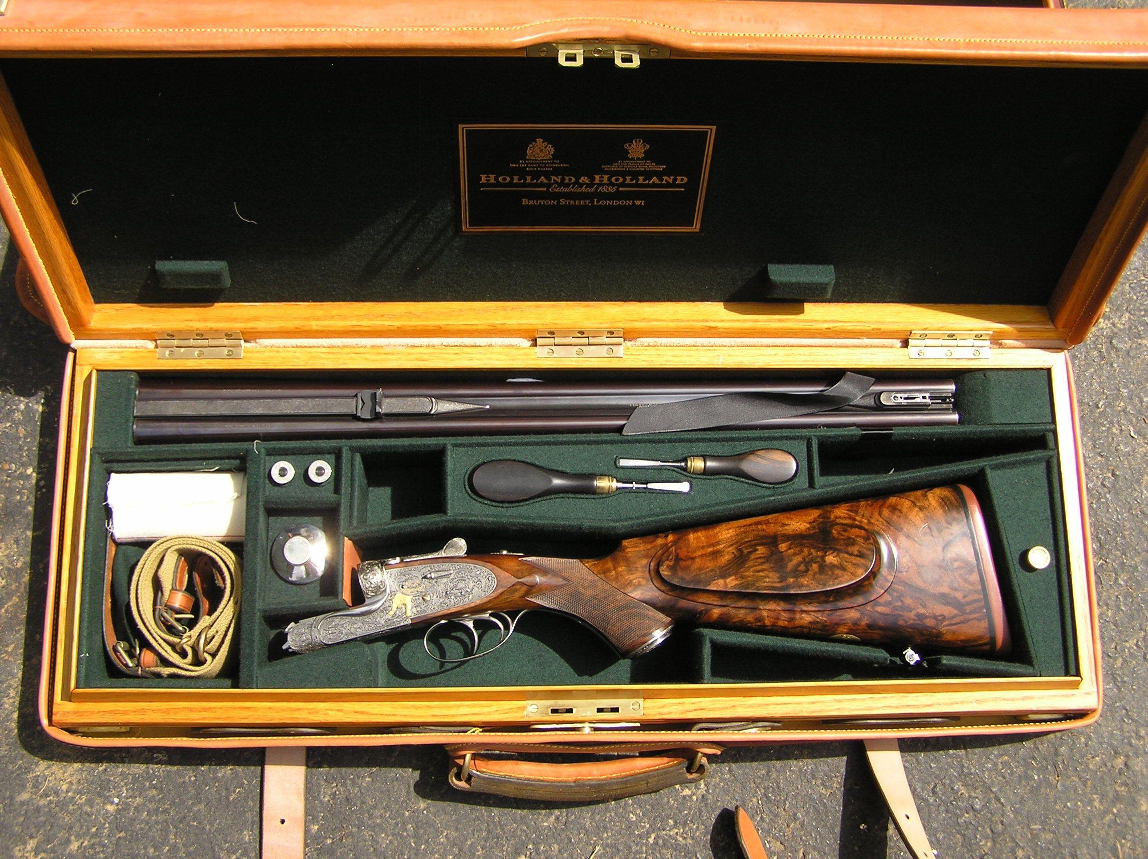 Holland And Holland >> Holland And Holland Baron Products Hunting Guns Guns Ammo Guns