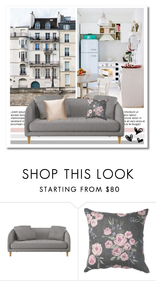 """Paris Apartment"" by abbiepatterson ❤ liked on Polyvore featuring interior, interiors, interior design, home, home decor, interior decorating, Saint Louis and parisapartment"