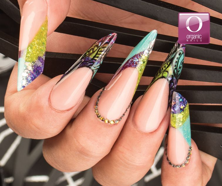 Organic® Nails, da lo mejor! / Sistema profesional para aplicación ...