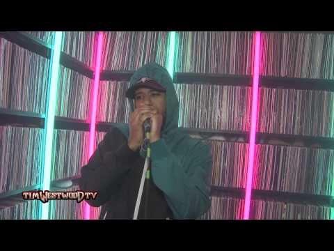 NEW* Westwood - Dom Kennedy & KronDon Crib Session freestyle
