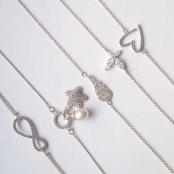 Bracelet choices #cantdecide #ellijewelry