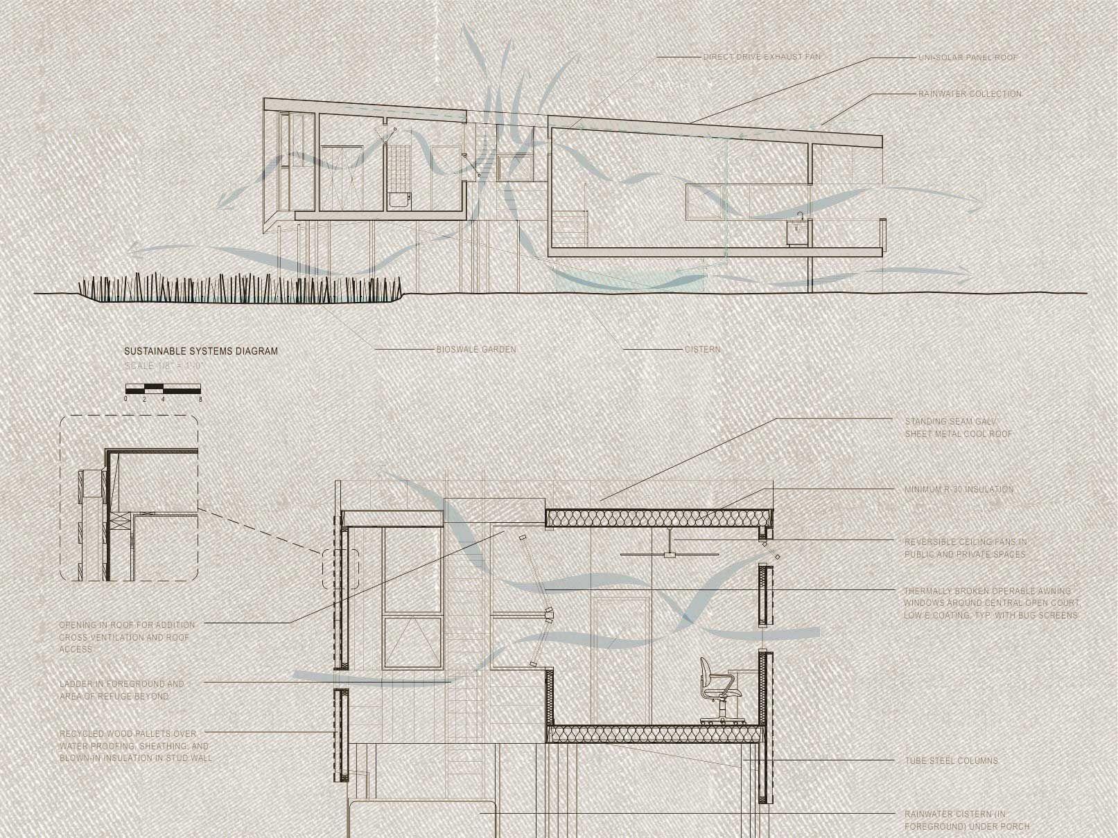 Ejemplos online de planos de viviendas gratis y planos de for Hacer planos 3d