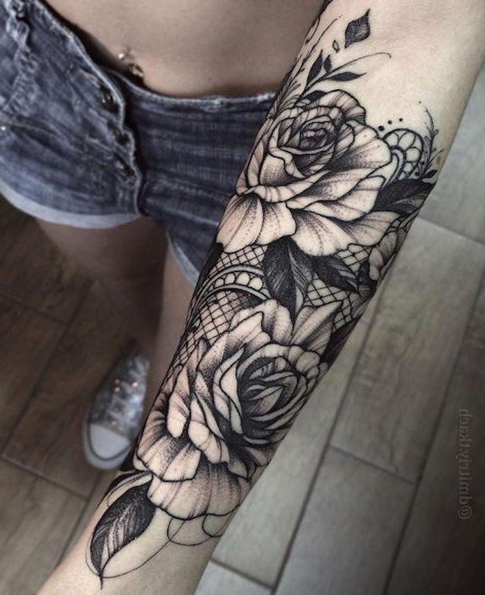 Tattoo Ideen Frauen Arm Frauen Ideen Tattoo Tattooideen Tattoo