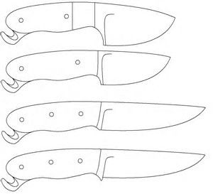 graphic about Printable Knife Patterns identified as Picture end result for Knife Layouts Printable knives Knife