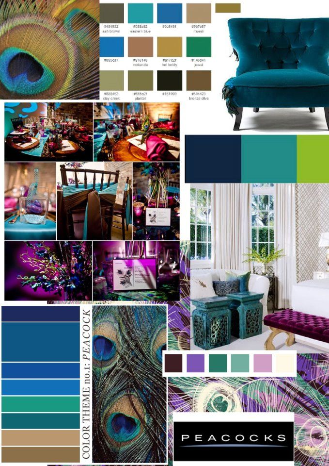 Love The Color Ideas Peacock Room Decor Color Palette Living Room Living Room Colors