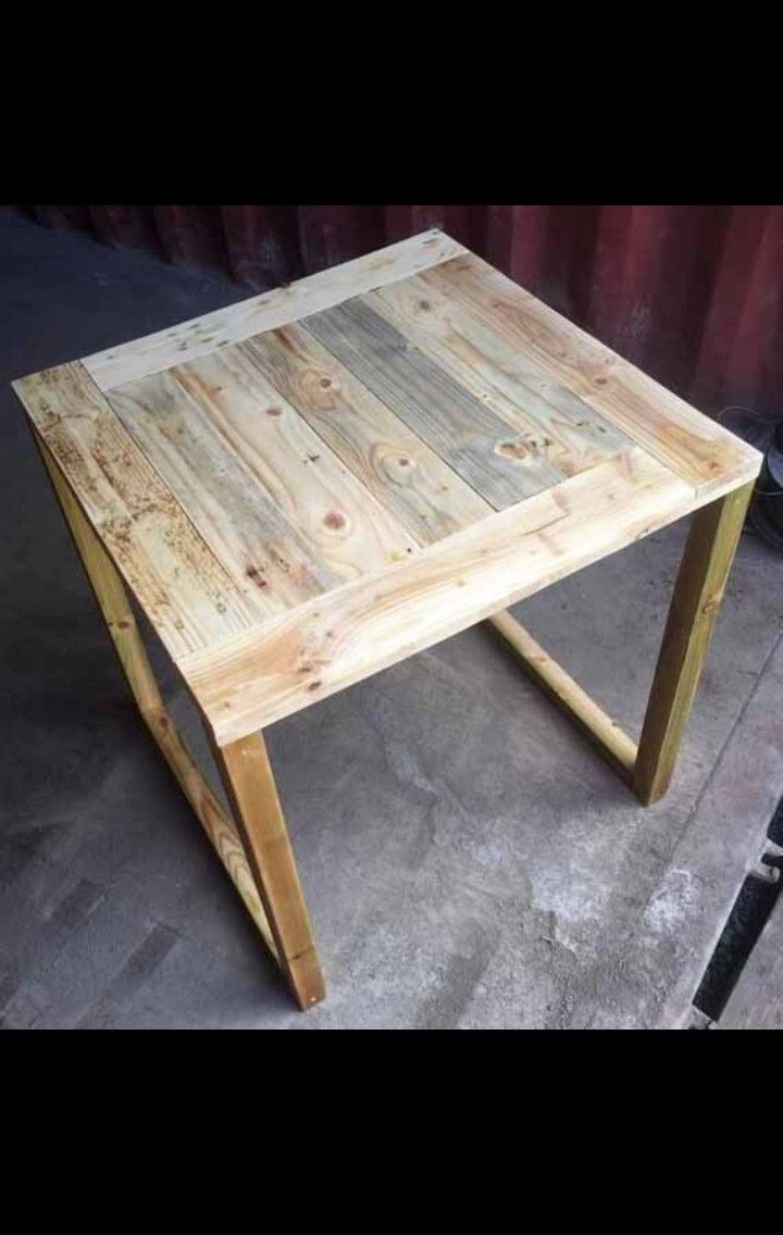 Pin by Lacey Christianson on business ideas | Wood pallet ...