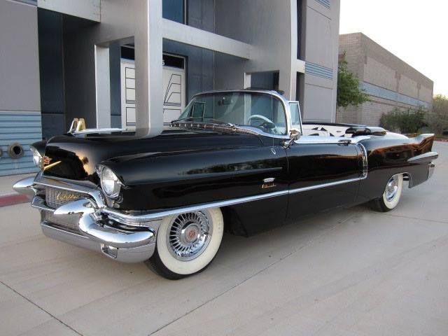 Cadillac Eldorado Biarritz 1956.