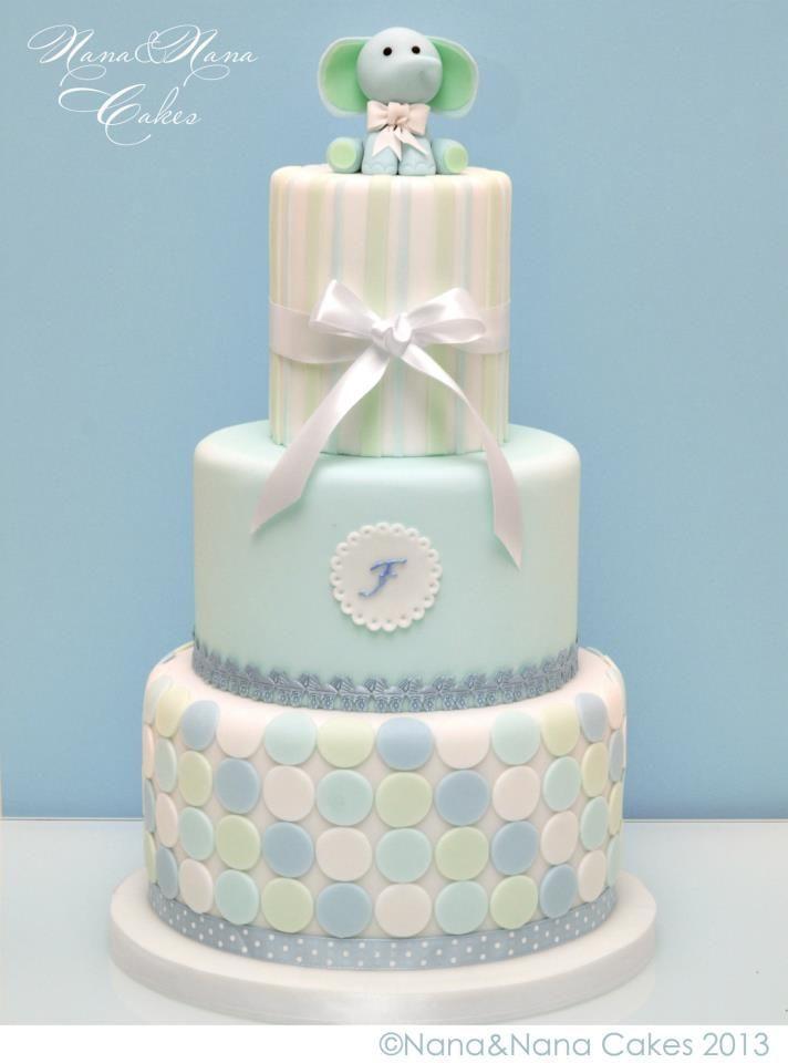 Elegant Baby Shower Cakes Baby Shower Cake Simple And Elegant