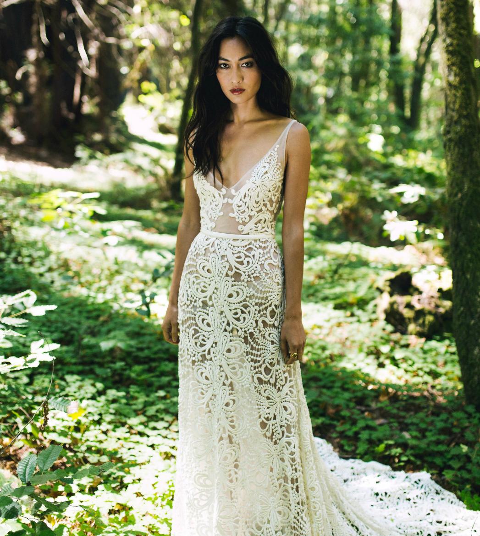 Non traditional wedding dress  NonTraditional Wedding Dress Shopping Tips from LOHO Brideus