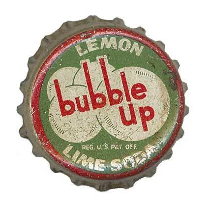 Bubble Up Package Design Kronkorken Werbebilder Korken