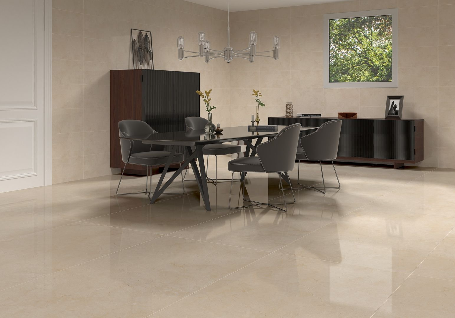Carrelage Imitation Parquet 30X60 carrelage effet marbre 30x60 beige brillant vision | salle