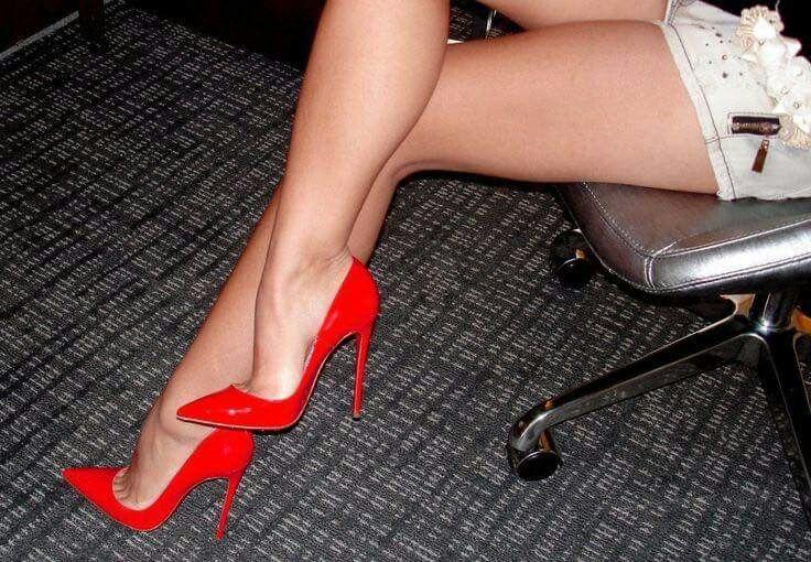 Pin by Judy Davila on My PRECIOUS | Heels, Stiletto heels