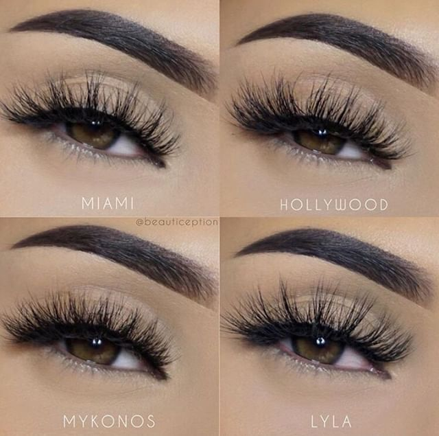 1fc4f2f806f Hollywood Mykonos Lyla Miami strips by Lilly Lashes by Lilly Ghalichi The  perfect lash when you