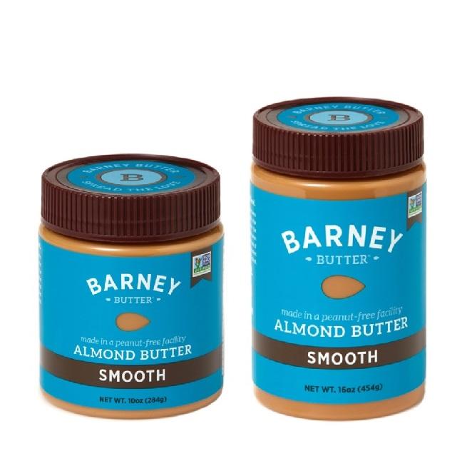 Smooth Almond Butter Almond Butter Peanut Butter Lovers Barney Almond Butter
