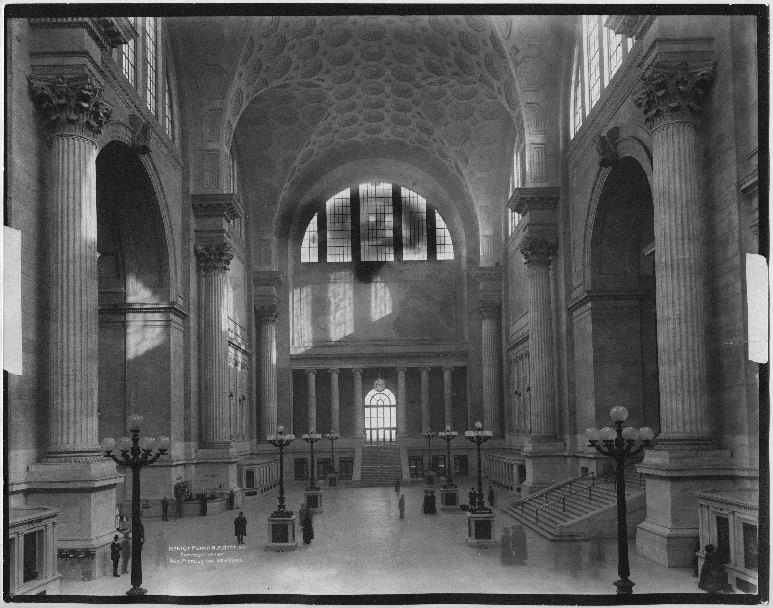famous architectural buildings black and white.  Architectural Arguably The Cityu0027s Most Famous Lost Building Original McKim Mead  And Whiteu2013designed Penn Station Erected In 1910 Was Demolished 1963 To An  Inside Famous Architectural Buildings Black And White