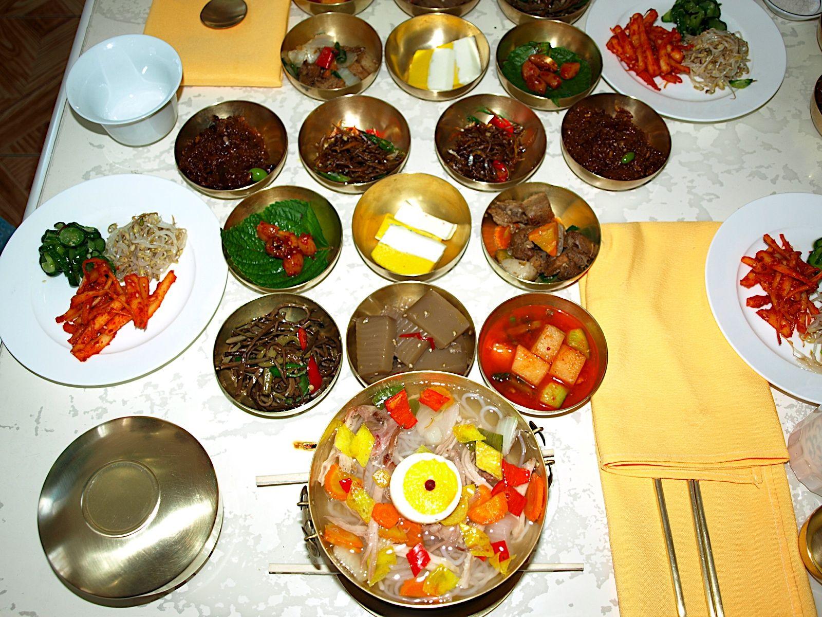 North korean desserts