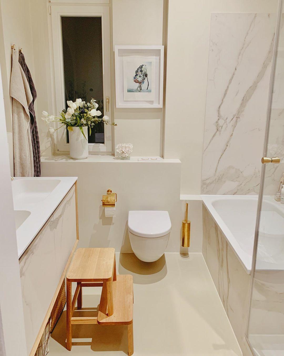Jessies neue Eigentumswohnung Das Badezimmer ist endlich fertigjessie journellesmaison  ...