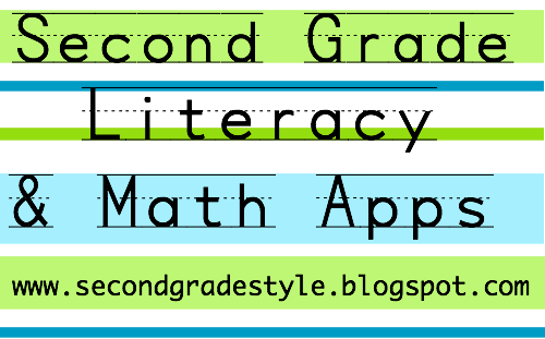 2nd Grade Literacy & Math Apps Learning websites for
