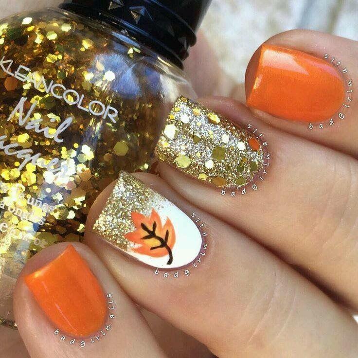 Pin by Zadina Cazares on ZEE   Pinterest   November nails, Nail nail ...