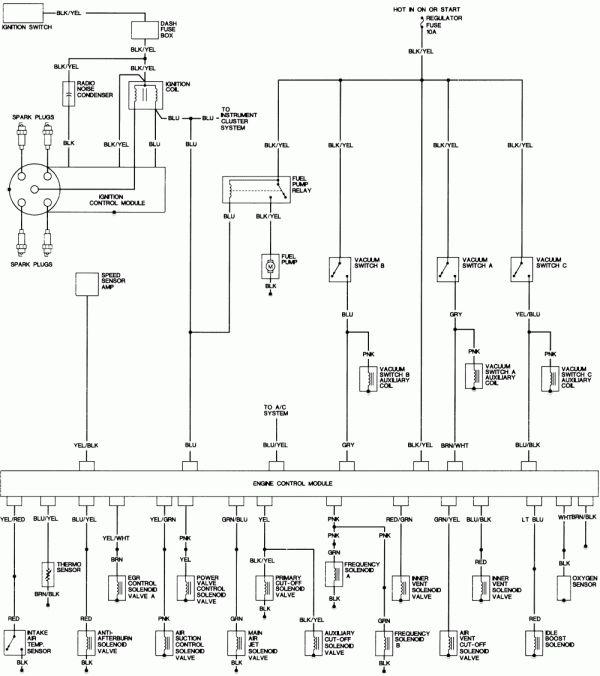 16 Honda Prelude Engine Wiring Diagram Engine Diagram In 2020