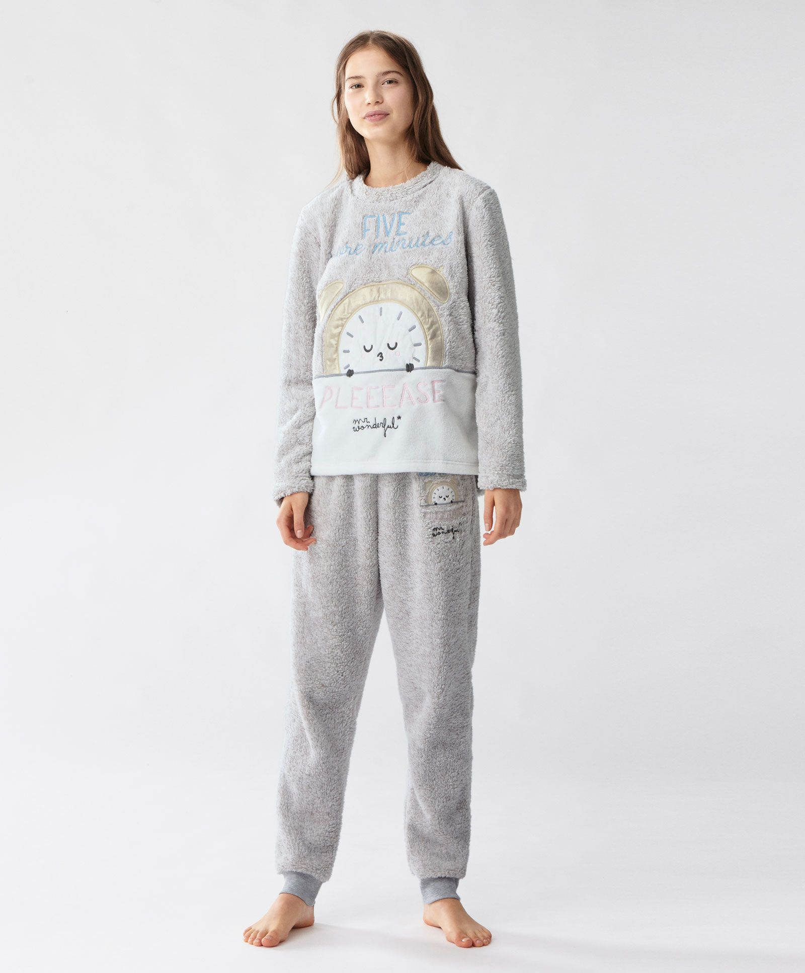 bcf09dcf30a92 Mr.Wonderful watch trousers - Fleeces - PYJAMAS