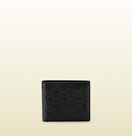 7307d33e8b7e Pin by Ser Love on Mhmmm..Men | Leather bifold wallet, Wallet, Gucci