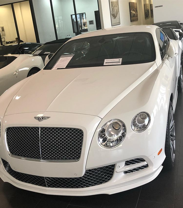 Bentley Bentley Dream Cars Bentley Continental Gt