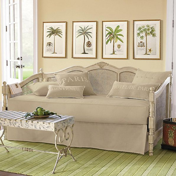 Twin Daybed Mattress Cover Home Decor Pinterest Daybed