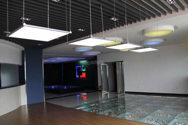 Suspended Warehouse Light Google Search Led Panel Light Led Panel Ceiling Lights