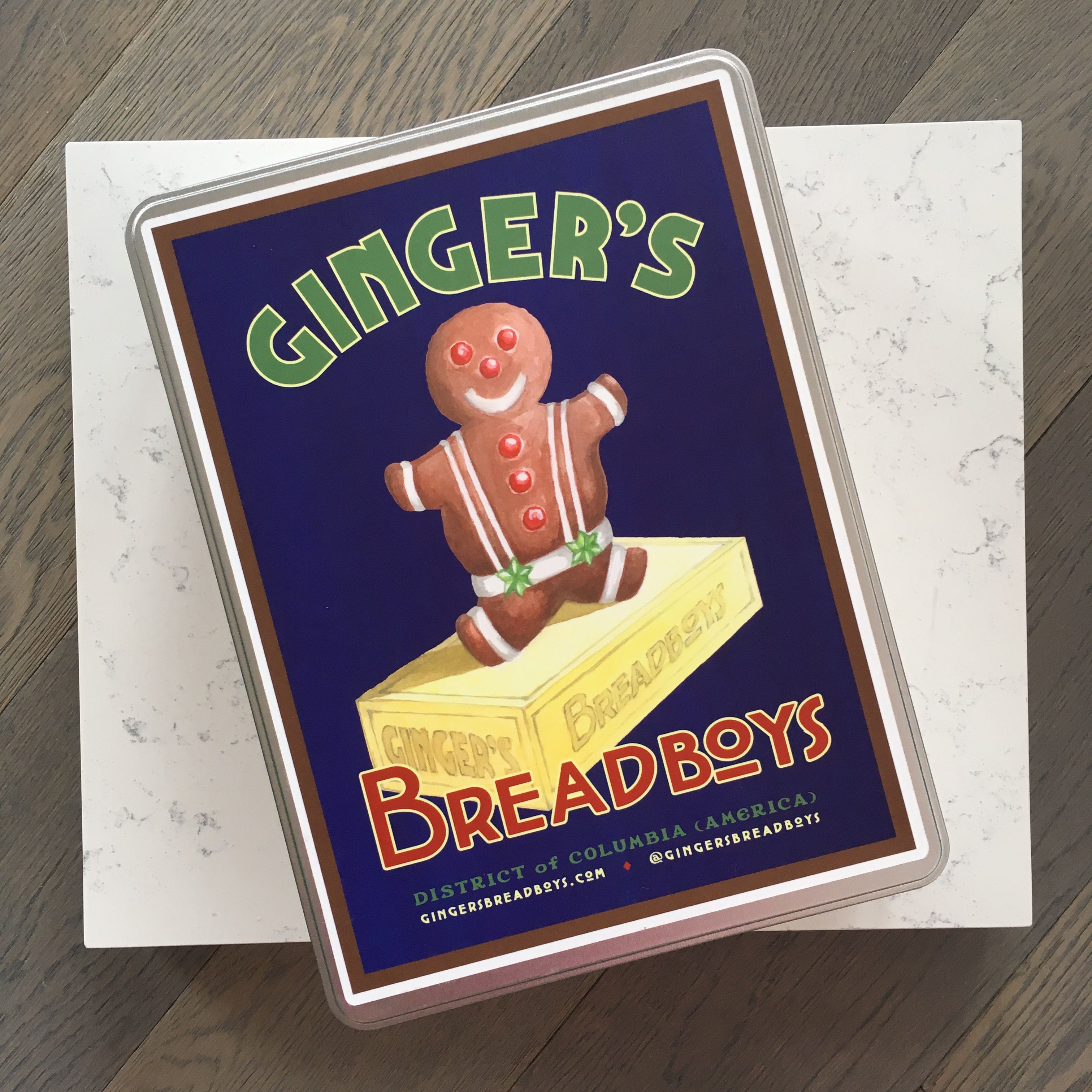 Gingerbread Man Cookie Baking Kit in 2019 Gingerbread
