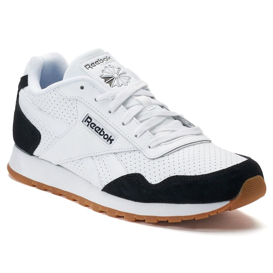 1f1734d68 Reebok Classic Harman Run Men's Sneakers, Size: medium (10.5), Black