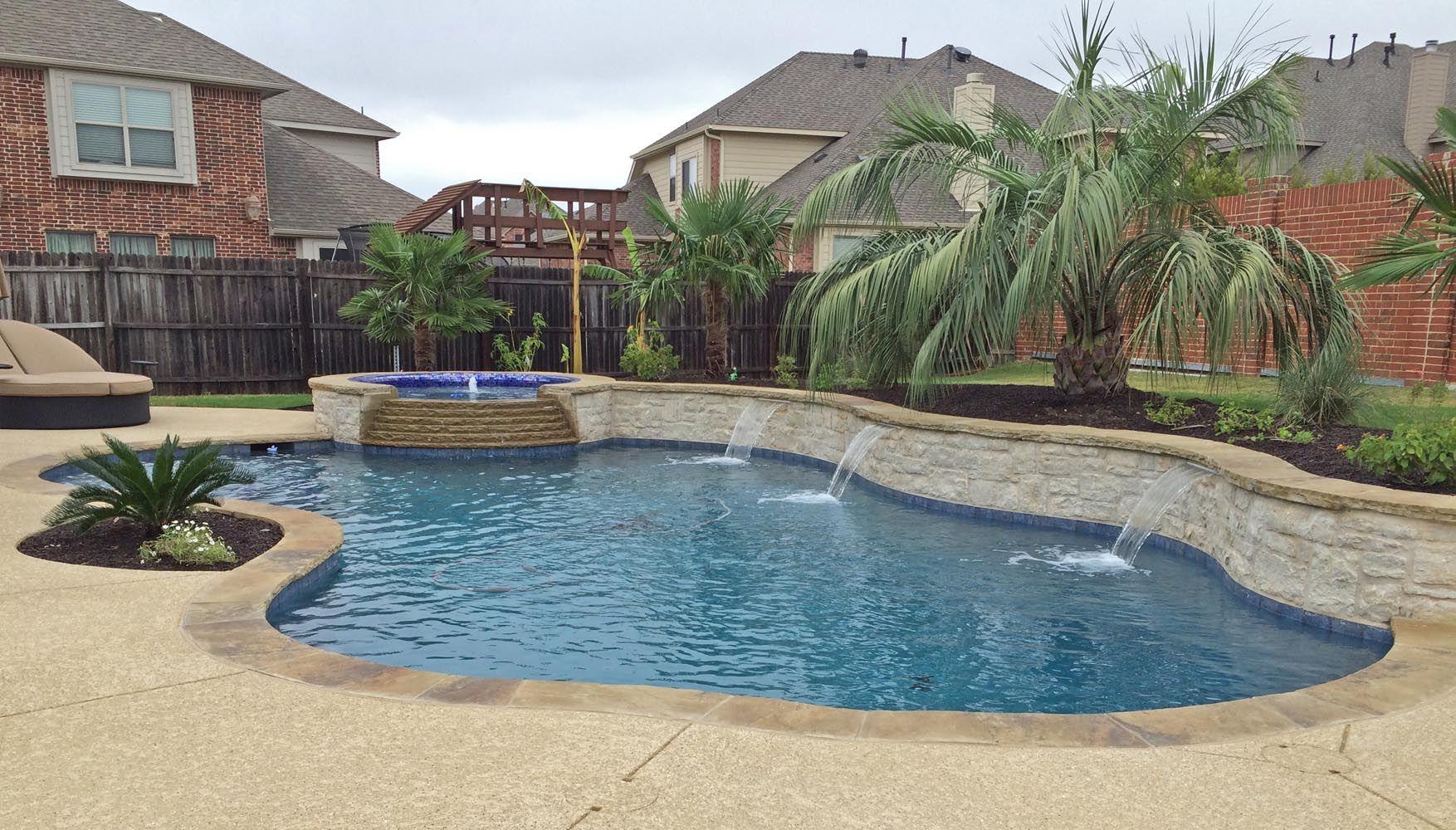 Artesian Custom Pools 9191 Kyser Way 200 Frisco Tx 75033 214 578 3395 Www Artesiancustompools Com With Images Backyard Pool Designs Custom Pools Backyard Pool