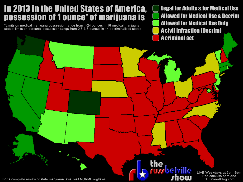 Medical Marijuana States Map Medical Marijuana States Map - Marijuana legal us maps