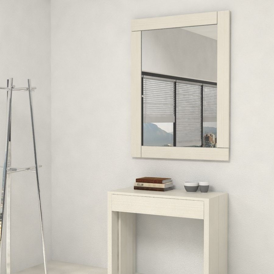 Specchio con cornice in legno specchiera Arredo Casa