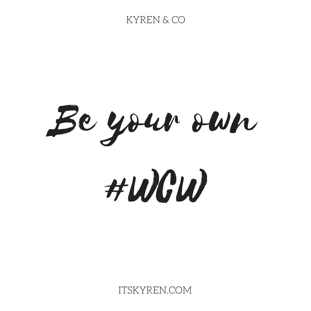 Be Your Own Wcw Instagram Captions My Girlfriend Quotes Be Yourself Quotes